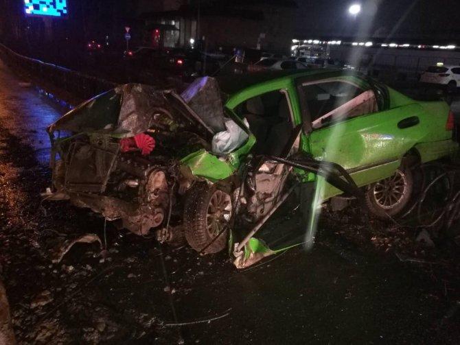 Девушка погибла в ДТП с грузовиком в Тюмени (1)