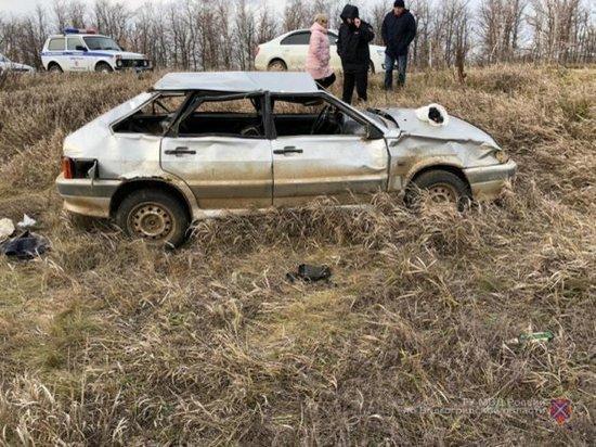Три человека погибли в ДТП в Волгоградской области (2)