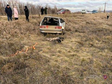 Три человека погибли в ДТП в Волгоградской области (3)