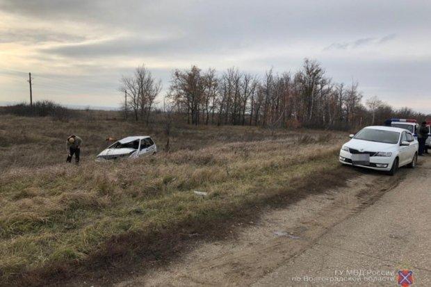 Три человека погибли в ДТП в Волгоградской области (1)