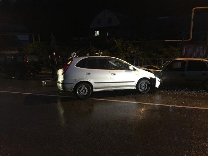 Три человека пострадали в ДТП в Геленджикском районе