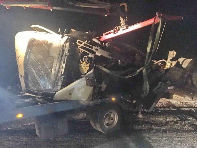 Водитель без прав устроил смертельное ДТП в Борском районе (1)