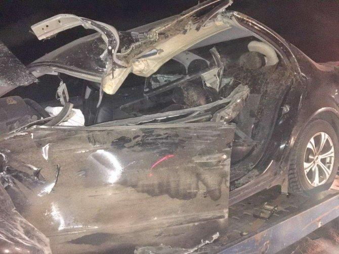 Водитель без прав устроил смертельное ДТП в Борском районе (3)