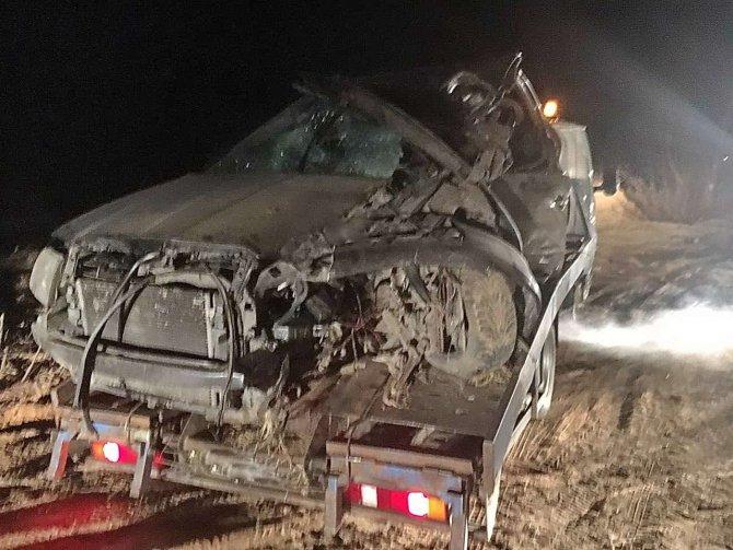 Водитель без прав устроил смертельное ДТП в Борском районе (2)