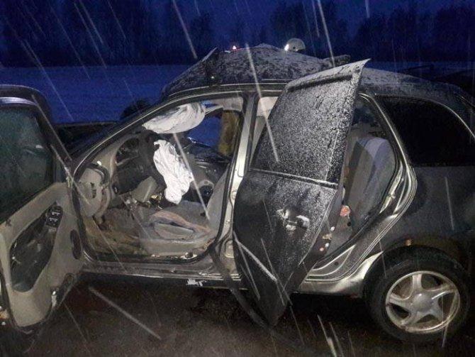 Шесть человек погибли в ДТП в Башкирии (3)