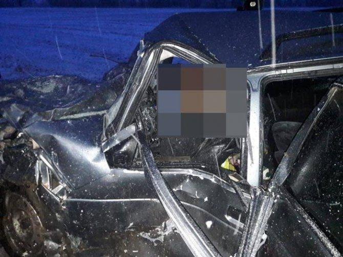 Шесть человек погибли в ДТП в Башкирии (5)