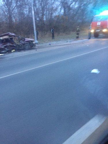 Два человека погибли в ДТП с грузовиком в Воронежской области (2)