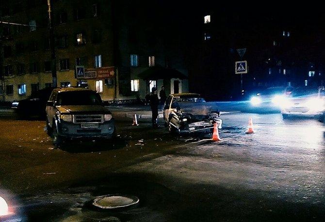 Три человека пострадали в ДТП в Вологде