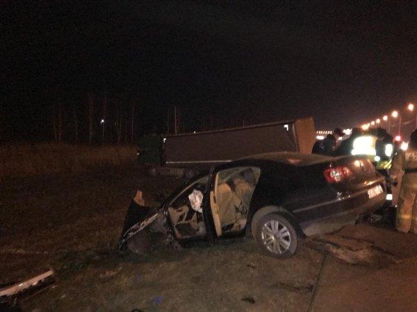 Четыре человека погибли в ДТП с автобусом под Орлом (1)