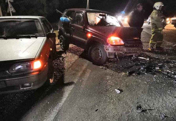 Три человека пострадали в ДТП в Ярославской области (1)
