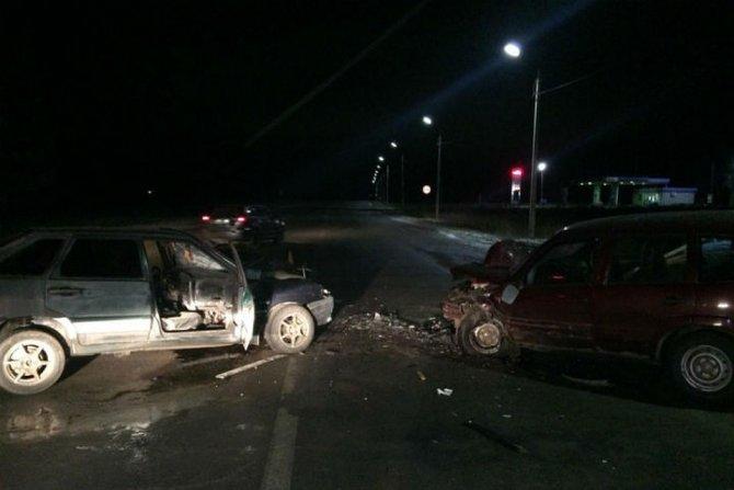 Три человека пострадали в ДТП в Ярославской области (2)