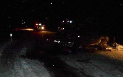 Из-за летней резины в ДТП под Тюменью погибли два человека