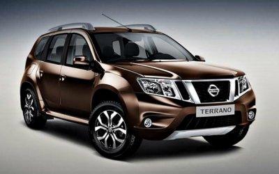 Вноябре вРоссию приедет обновлённый Nissan Terrano