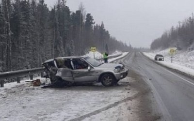 Водитель иномарки погиб в ДТП в Нефтеюганском районе