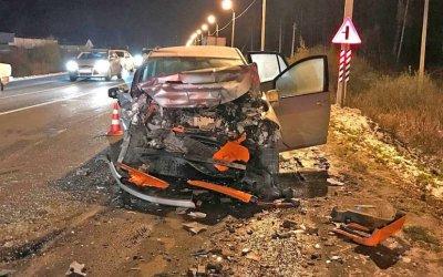 В ДТП с грузовиком под Тамбовом погиб человек