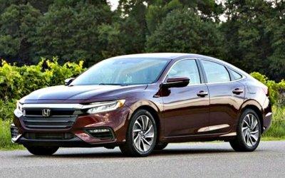 Honda вывела нарынок обновлённый гибрид Insight