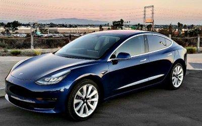 Tesla собирается построить завод вКитае