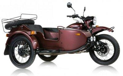 Мотоциклы «Урал» получат модернизированные моторы