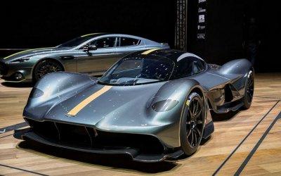 ВВальгаллу на«Валькирии»: Aston Martin подготовил новый гиперкар