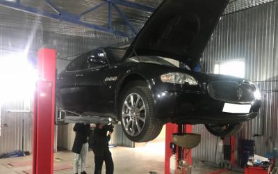 Техническое обслуживание автомобиля отидо