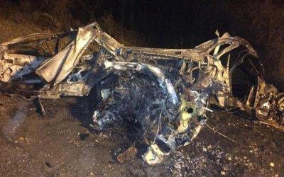 В Краснодарском крае «Гранта» врезалась в дерево – водитель погиб