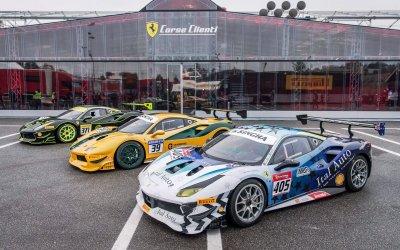 Главное событие в мире Ferrari - Finali Mondiali 2018