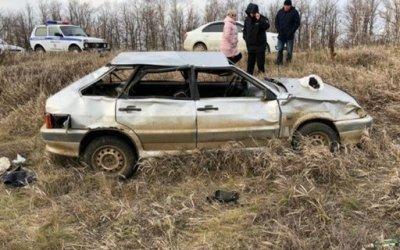 Три человека погибли в ДТП в Волгоградской области