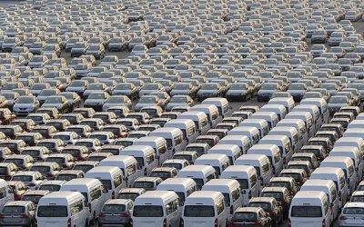 В России вырос и импорт, и экспорт автомобилей