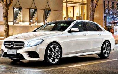 ВРоссии подорожали Mercedes-Benz E-Klasse