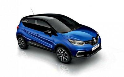 В2019 году появится 2-е поколение Renault Captur