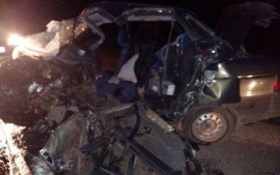 ЖительСамарской области погиб в ДТП в Татарстане