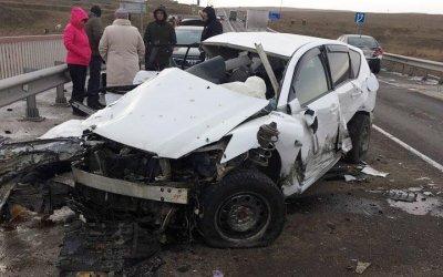 Два человека погибли в ДТП на трассе «Енисей» в Хакасии