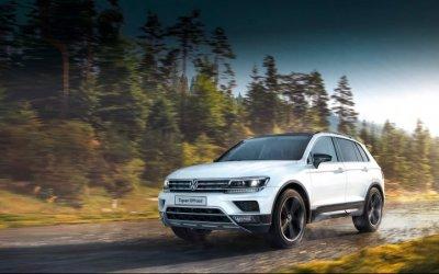 Новый Volkswagen Tiguan OFFROAD: комфорт на любой дороге