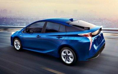 ВРоссии отзовут 226 Toyota Prius