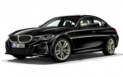 Рассекречен новый мощный седан BMW M340i