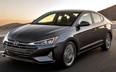 ВРоссию скоро приедет обновлённый седан Hyundai Elantra
