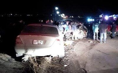 В ДТП в Троицком районе погибла женщина