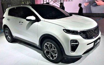 ВКитае представят новый KIA Sportage