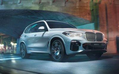 ВСЕ В СИЛЕ. НОВЫЙ BMW X5.