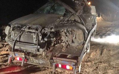 Водитель без прав устроил смертельное ДТП в Борском районе