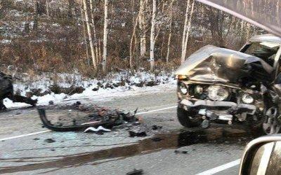 На Камчатке в ДТП погибли два человека