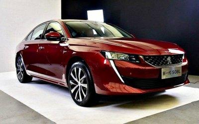 Peugeot показал новую версию своего флагманского седана