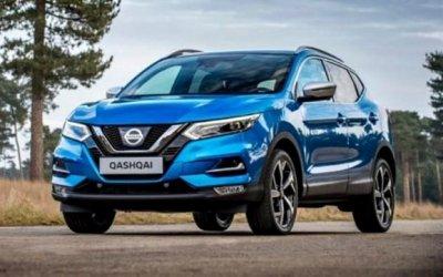 Скоро начнётся выпуск обновлённого Nissan Qashqai