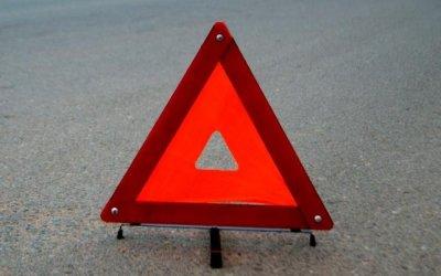 Пассажир опрокинувшейся иномарки погиб в ДТП в Ульяновской области