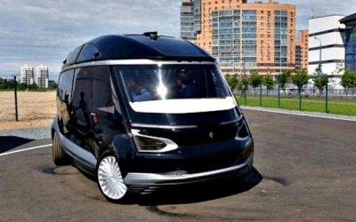 Электробус «КамАЗ» может пойти всерию в2022 году