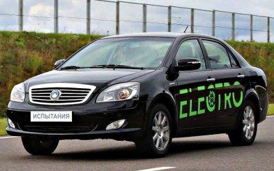 Скоро вБеларуси начнётся производство электромобилей