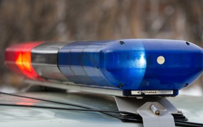 В Дзержинске иномарка врезалась в столб – погибли два человека