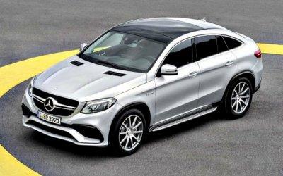 Начались дорожные испытания новых Mercedes-AMG