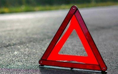 Три человека пострадали в ДТП с микроавтобусом в Подмосковье