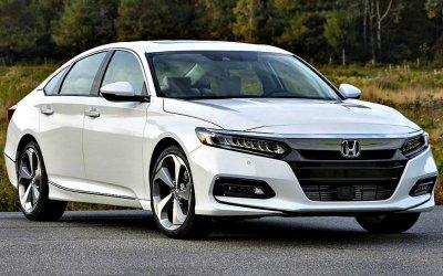 Honda возродила модель Inspire